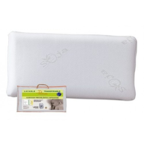 WASHABLE MEMORY FOAM BABY PILLOW