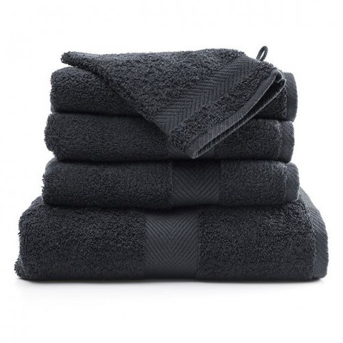 Rankšluostis ROYAL TOUCH BLACK (FOR TOWELS)