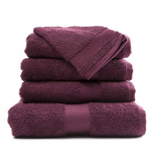 Rankšluostis ROYAL TOUCH BURGUNDY (FOR TOWELS)