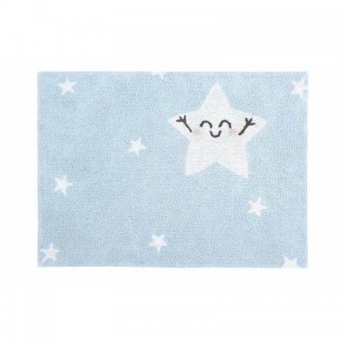 Happy Star- Rectangular skalbiamas kilimas