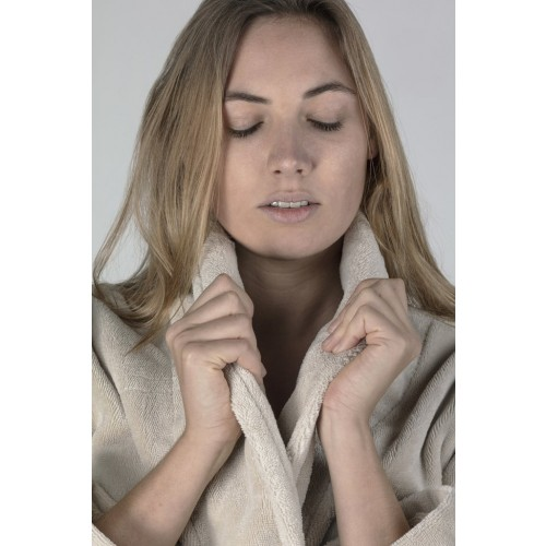 Prabangus Vonios chalatas ROYAL TOUCH BEIGE (FOR BATHROBES)
